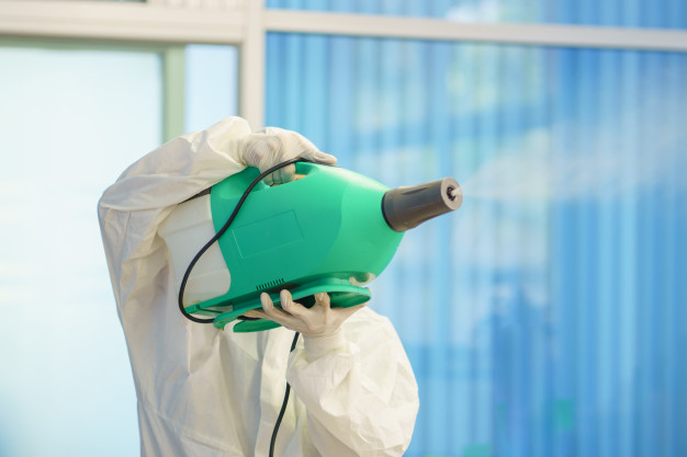 disinfect and decontamination services