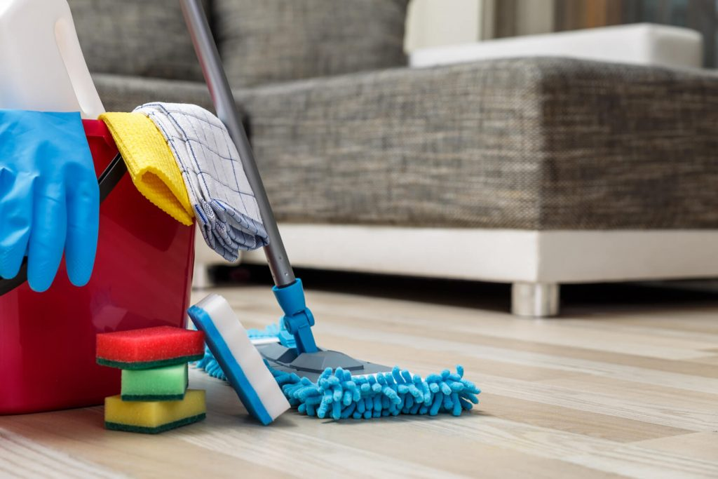 professional cleaning service, hiring a professional cleaner